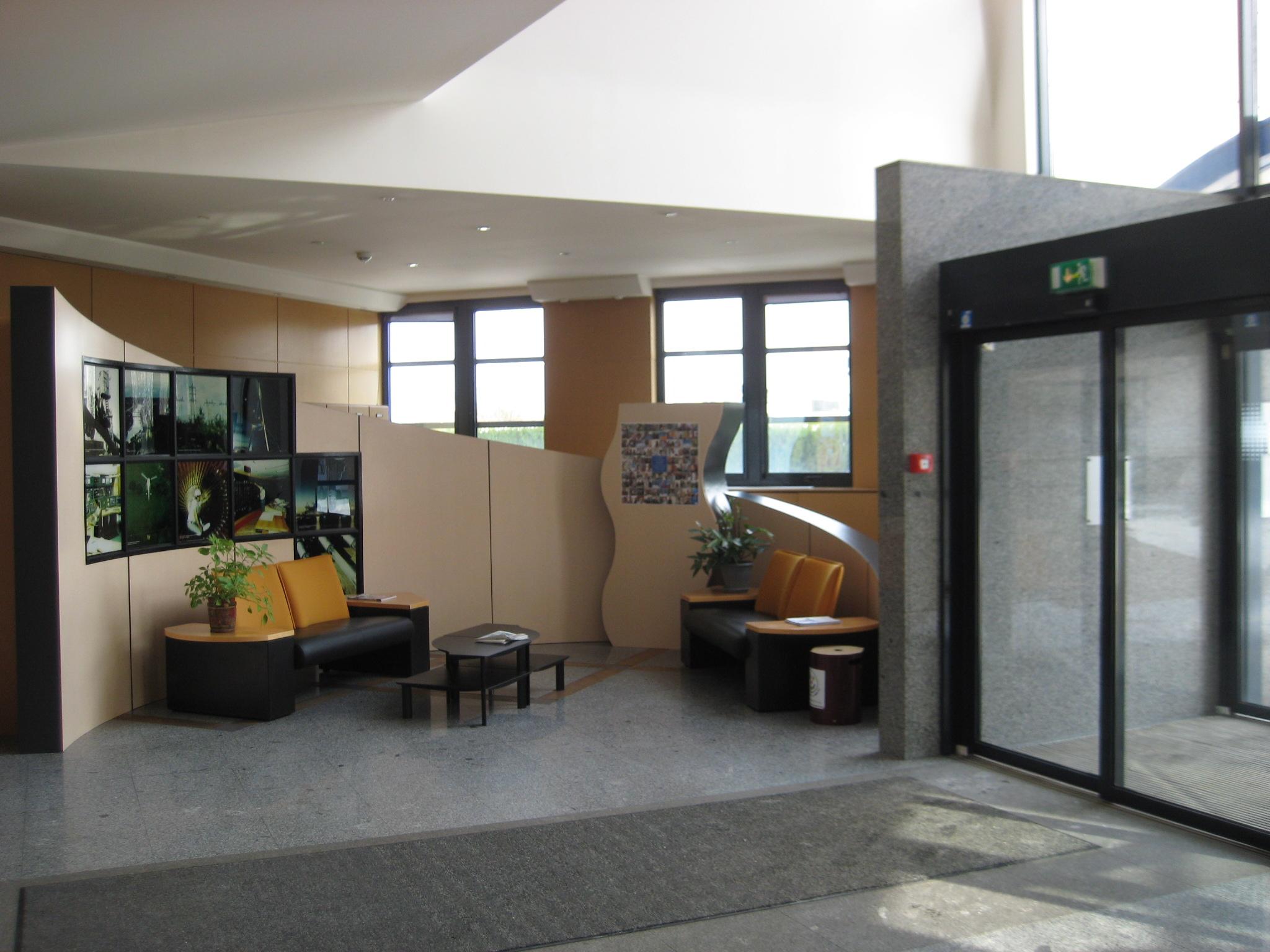 Bureaux occupés par Linkt, une filiale du groupe Altitude Foncière.